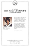 Black History Month Fact #8 Character Education Activity Resource