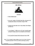 Black History Month Famous Musicians John Coltrane