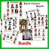 Black History Month Famous People Bundle