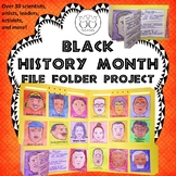 Black History Month File Folder Project