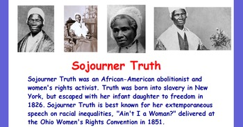Black History Month Flipchart
