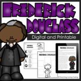 Frederick Douglass Activities - Black History Month