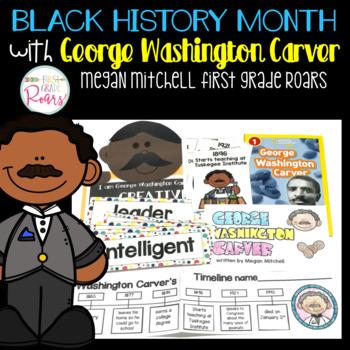 Black History Month George Washington Carver