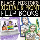 Black History Month Google Slides Activity DIGITAL & PRINT