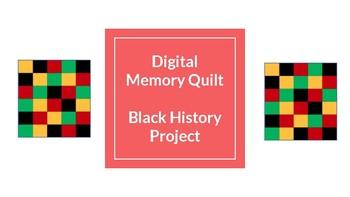 Black History Month Google Slides Project