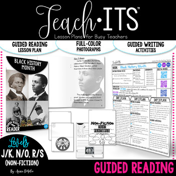 Black History Month Guided Reading Vol. 2