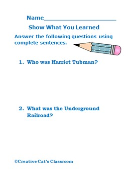 Black History Month: Harriet Tubman