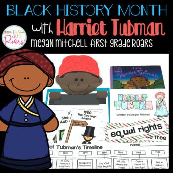 Black History Month Harriet Tubman