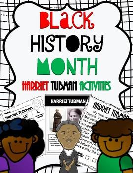 Black History Month: Harriet Tubman Activities