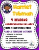 Black History Month-Harriet Tubman, Sojourner Truth, Compare & Contrast