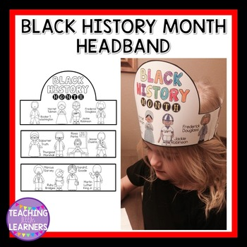 Black History Month Headband