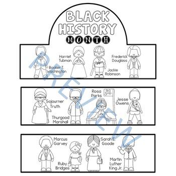 Black History Month Headband