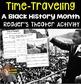 Black History Month INTERACTIVE Activity BUNDLE: Grades 3-5