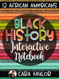 Black History Month Interactive Notebook