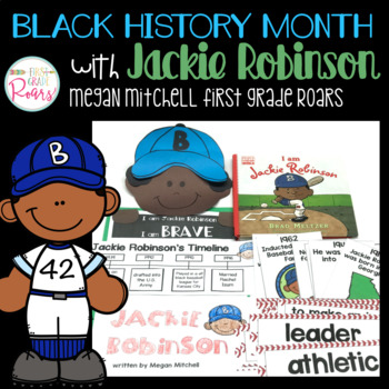 Black History Month Jackie Robinson