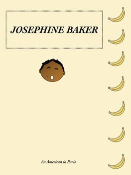 Black History Month - Josephine Baker