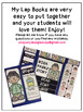 Black History Month Lap Books Set #1