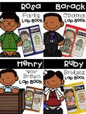 Black History Month Lap Books Set #1
