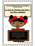 Black History Month/Le Mois de l'Histoire des Noirs (French)
