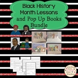 Black History Month Lessons and Pop Up Book Bundle