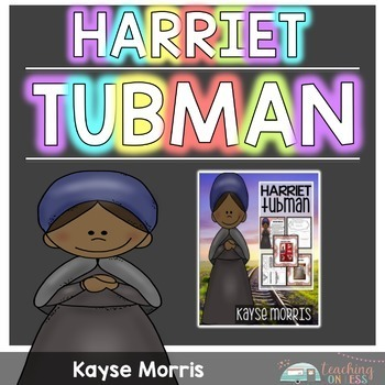 Black History Month Activities Bundle - Harriet Tubman, Obama, MLK and more!