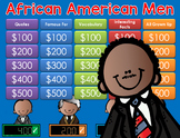 Black History Month - MEN Jeopardy Style Game Show