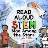 Mae Among the Stars Build a Rocket READ ALOUD STEM™ Activity