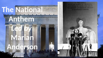 Black History Month - March on Washington Powerpoint