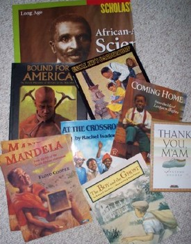 Black History Month Materials