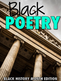 Black History Month- Black Poetry