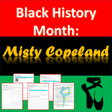 Black History Month - Misty Copeland
