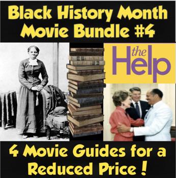 Black History Month Movie Bundle #4