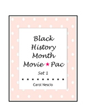 Black History Month Movie * Pac ~  Set 1