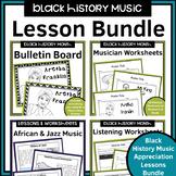 Black History Month Music Bundle