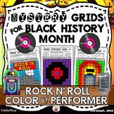 Black History Month Music Performers  (Rock and Roll Myste
