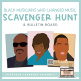 Black Musicians Who Changed Music Forever | Bulletin Board • Posters •Printables