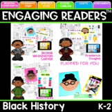 Black History Month Nonfiction Reading Comprehension Unit