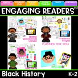 Black History Month Nonfiction Reading Comprehension Unit