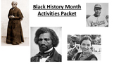 Black History Month Packet