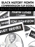 Black History Month Picture Comprehension