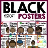 Black History Month Poster Set 2