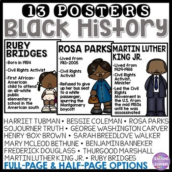 Image result for black history month posters