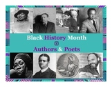 Black History Month Posters ~ Poets & Authors