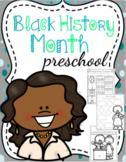 Black History Month Preschool Printables
