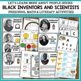 Black History Month Preschool Activities