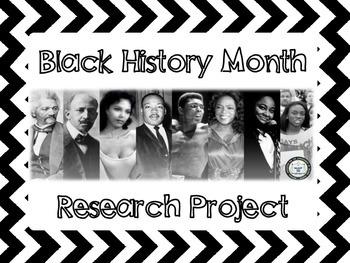 Black History Month Printables