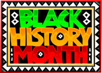 Black History Month Project--Computer Based