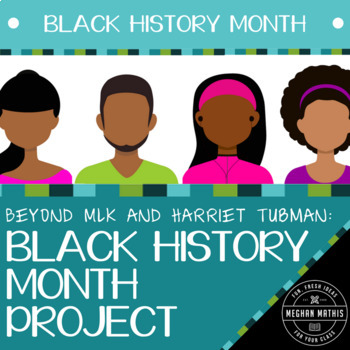 Black History Month Project - Informational Essay and Presentation