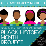 Black History Month Project - Informational Essay and Pres