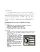 Black History Month Project Letter and Rubric
